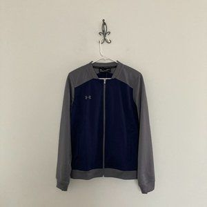 Under Amour Challenger II Track Jacket Size Large